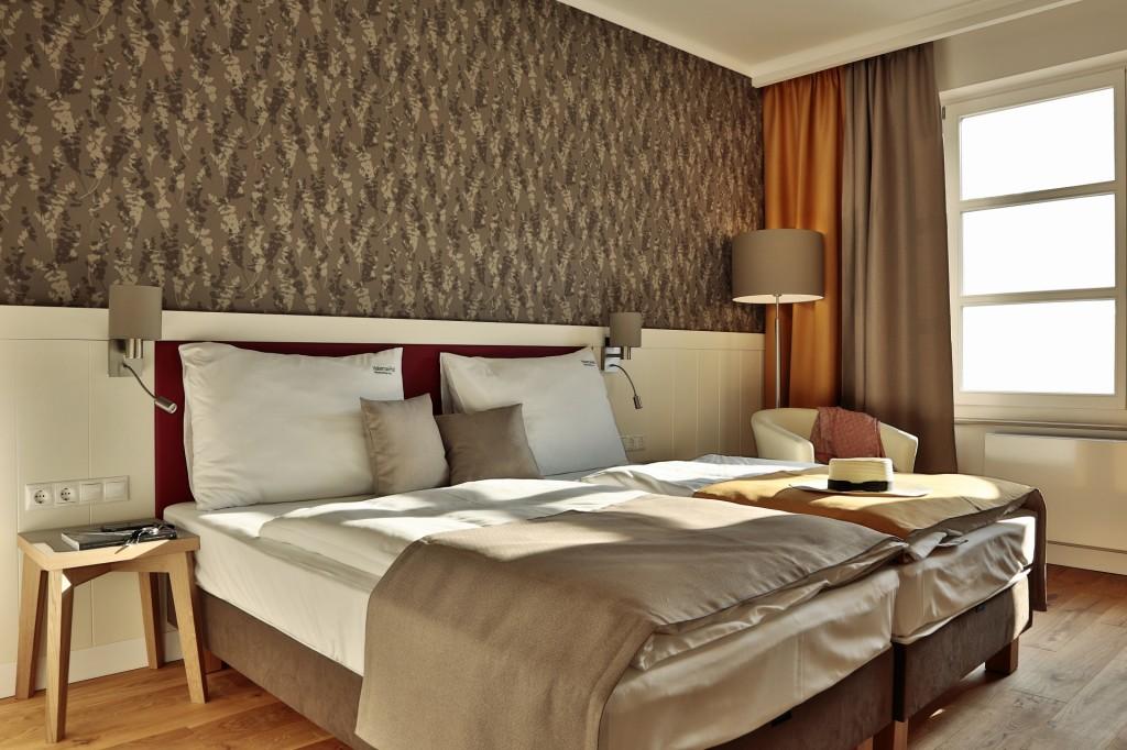 Balatonfenyvesi Hubertus-Hof szálloda szoba ár két fő részére