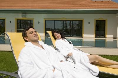 Rekreáció, wellness a balatonfenyvesi Hubertus-Hof Hotelben