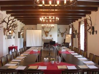 Konferencia, tréning a balatonfenyvesi Hubertus-Hof Szállodában